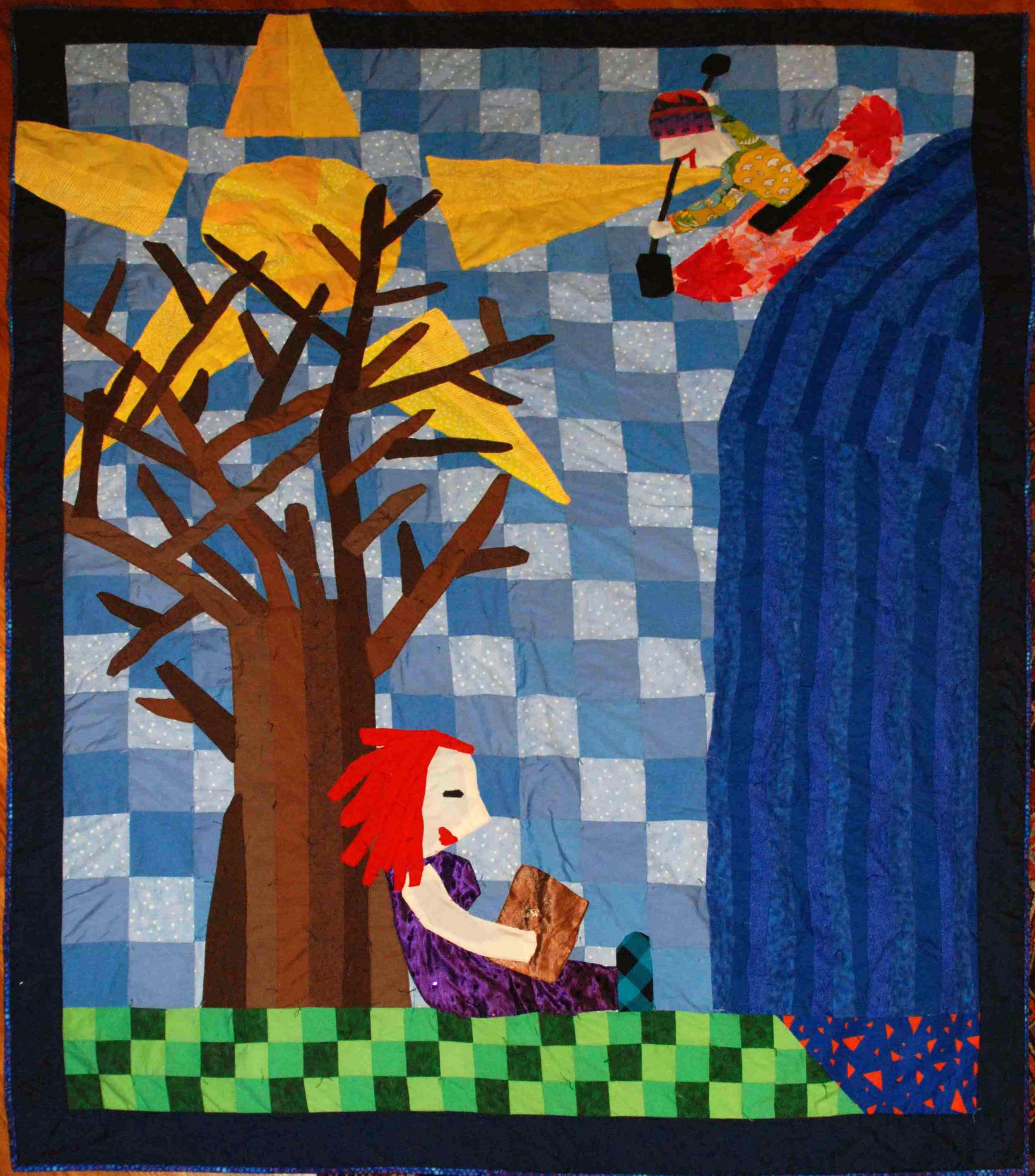 First Quilt 2011