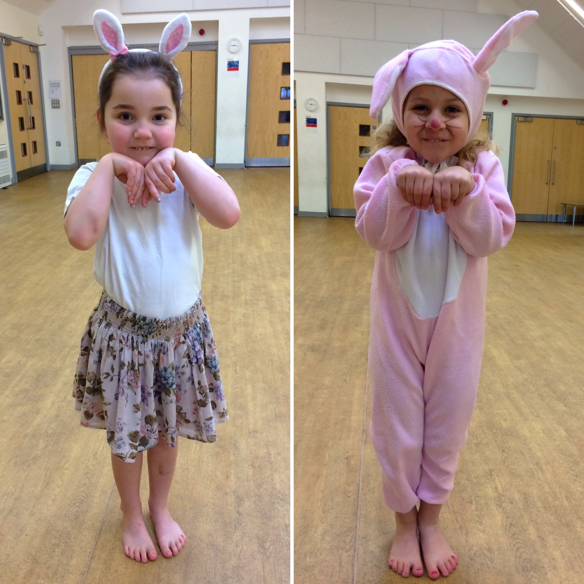 Easter Modern Bunnies!.jpg