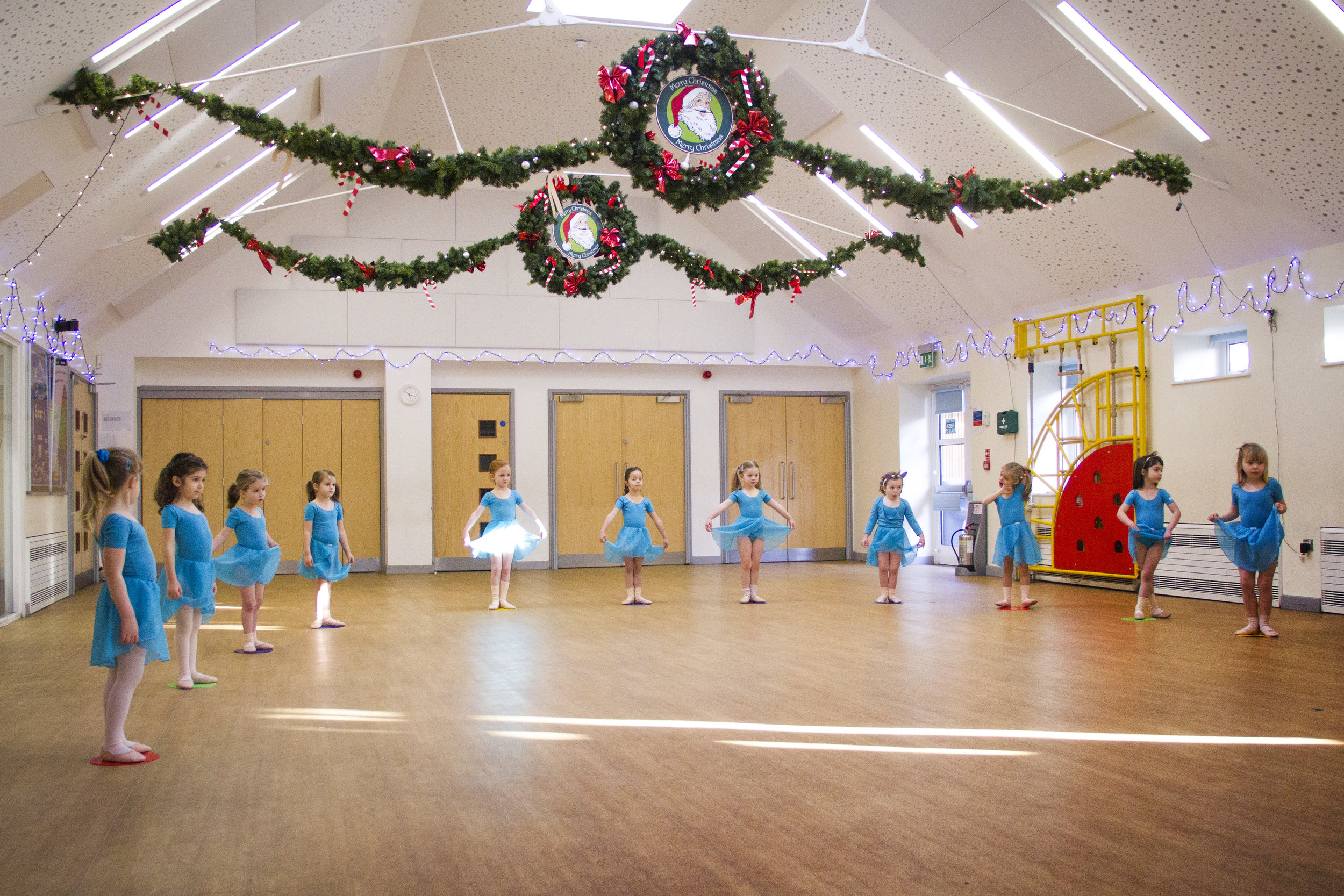 One of my favourites! Don't the Pre-Primary dancers look so grown up!