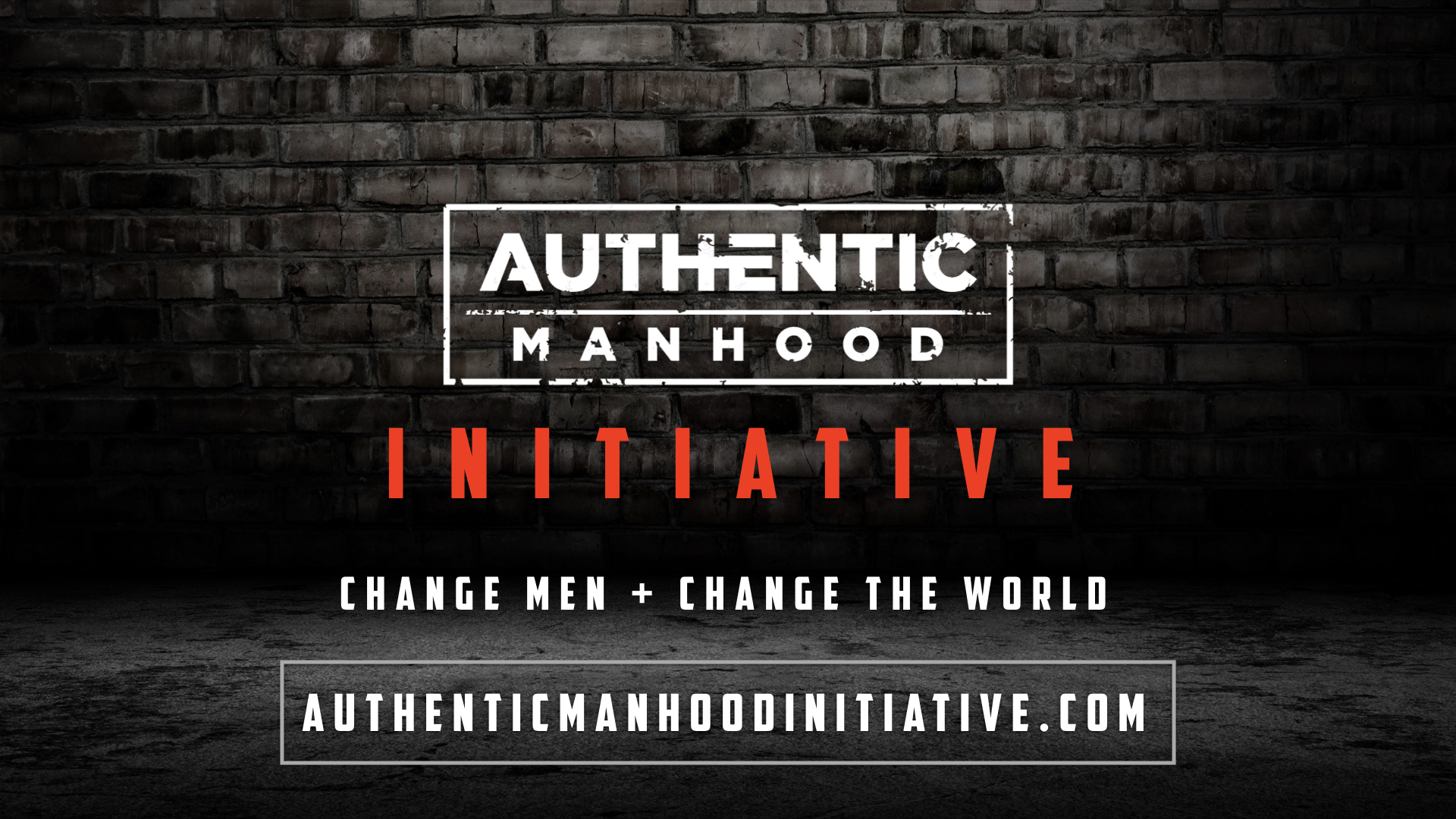 Authentic Manhood Initiative