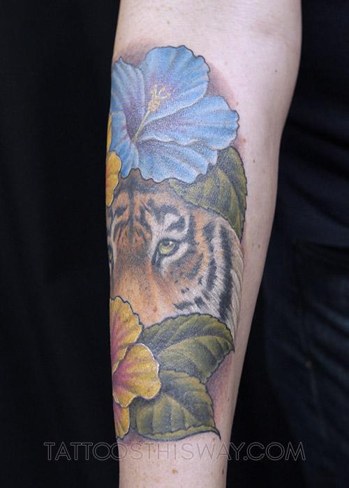 Tattoos this way colour tattoo P1040374 copy.jpg