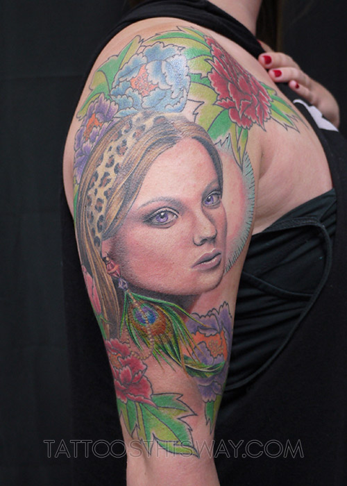 Tattoos this way colour tattoo P1010931.jpg