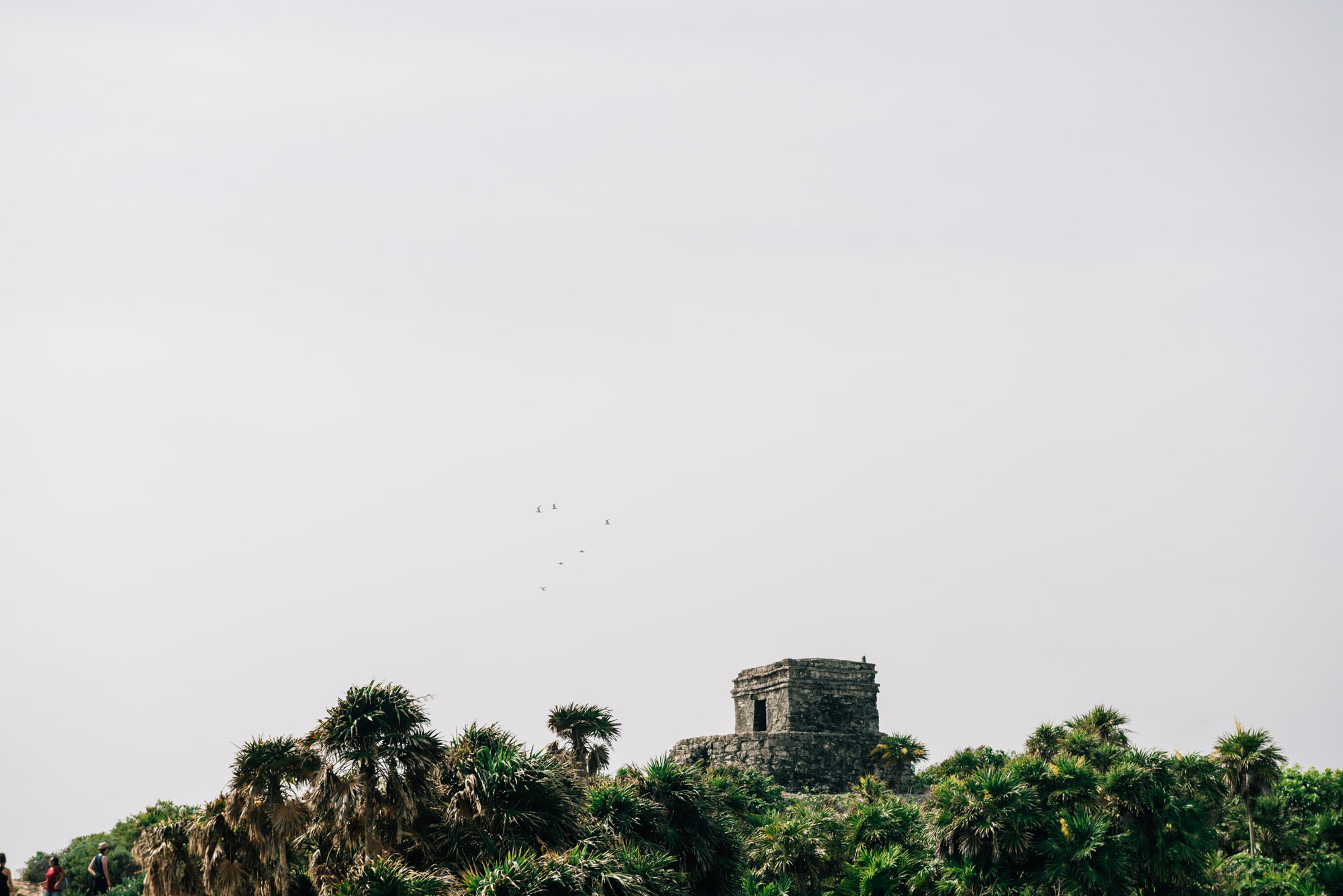 Pyramid of Tulum
