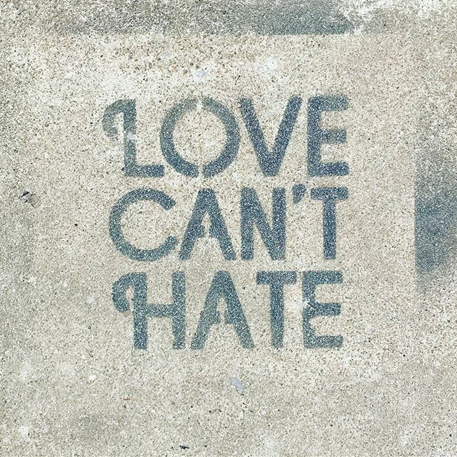Love can't hate. But… Love CAN disagree. Love CAN set boundaries. Love CAN hold others accountable. #love #lovequotes #lovecan