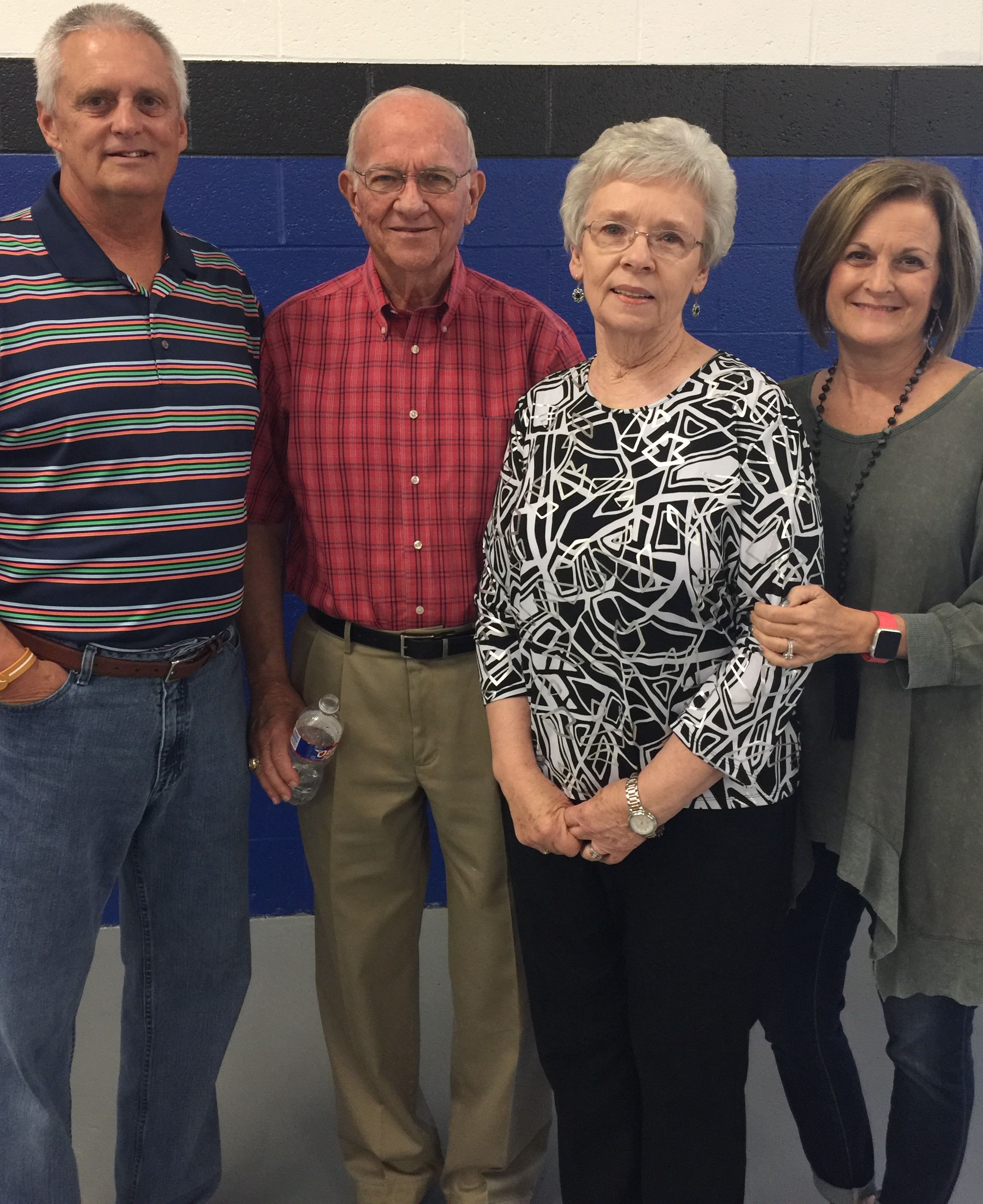 Life-long godly mentors and friends! We LOVE Coach Cook and his precious wife Susan!
