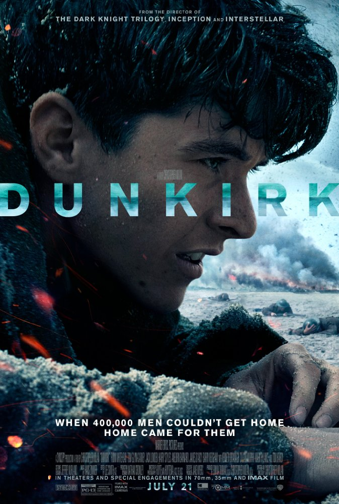 Dunkirk  (2017) Directed by Christopher Nolan Additional Music by Andrew Kawczynski