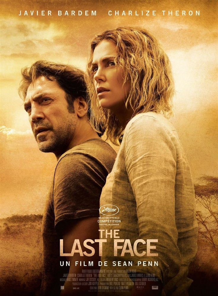 The Last Face  (2016) Directed by Sean Penn Additional Music by Andrew Kawczynski