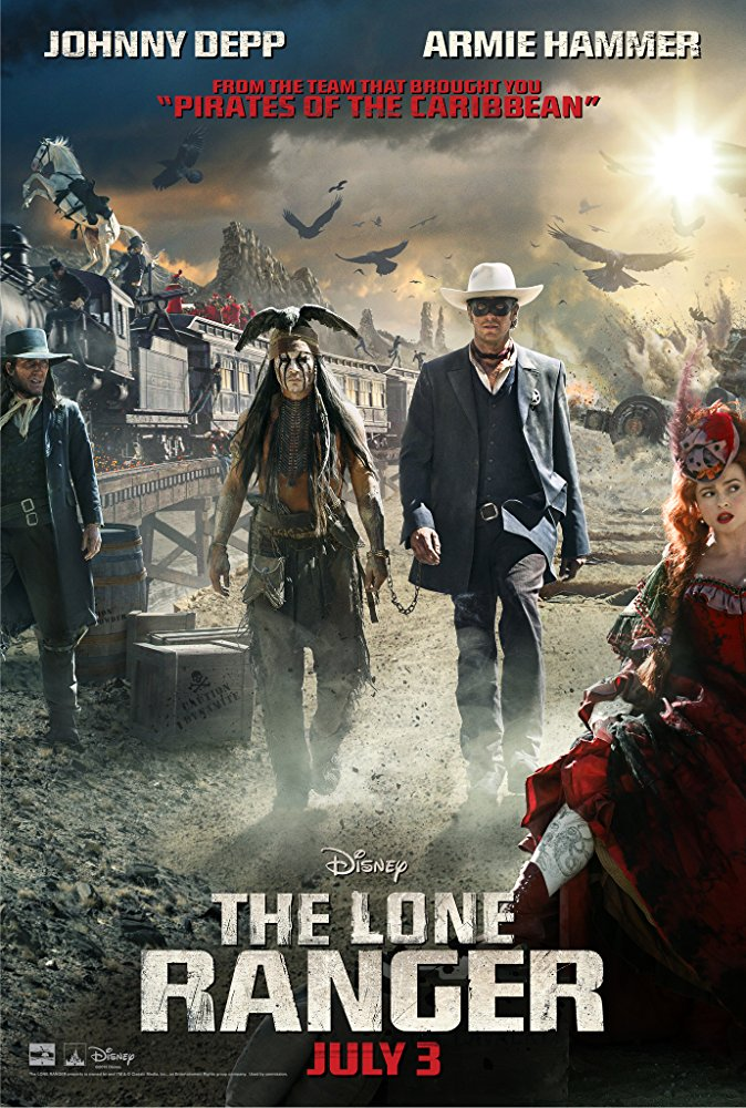 The Lone Ranger  (2013) Directed by Gore Verbinski Additional Music by Andrew Kawczynski
