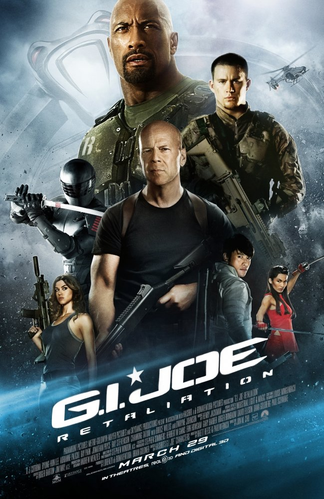 G.I. Joe: Retaliation  (2013) Directed by Jon M. Chu Additional Music by Andrew Kawczynski