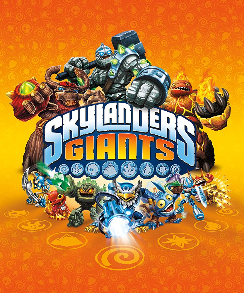 Skylanders: Giants  (2012) Directed by Sylvain Doreau and Timothy Schwalk Additional Music by Andrew Kawczynski