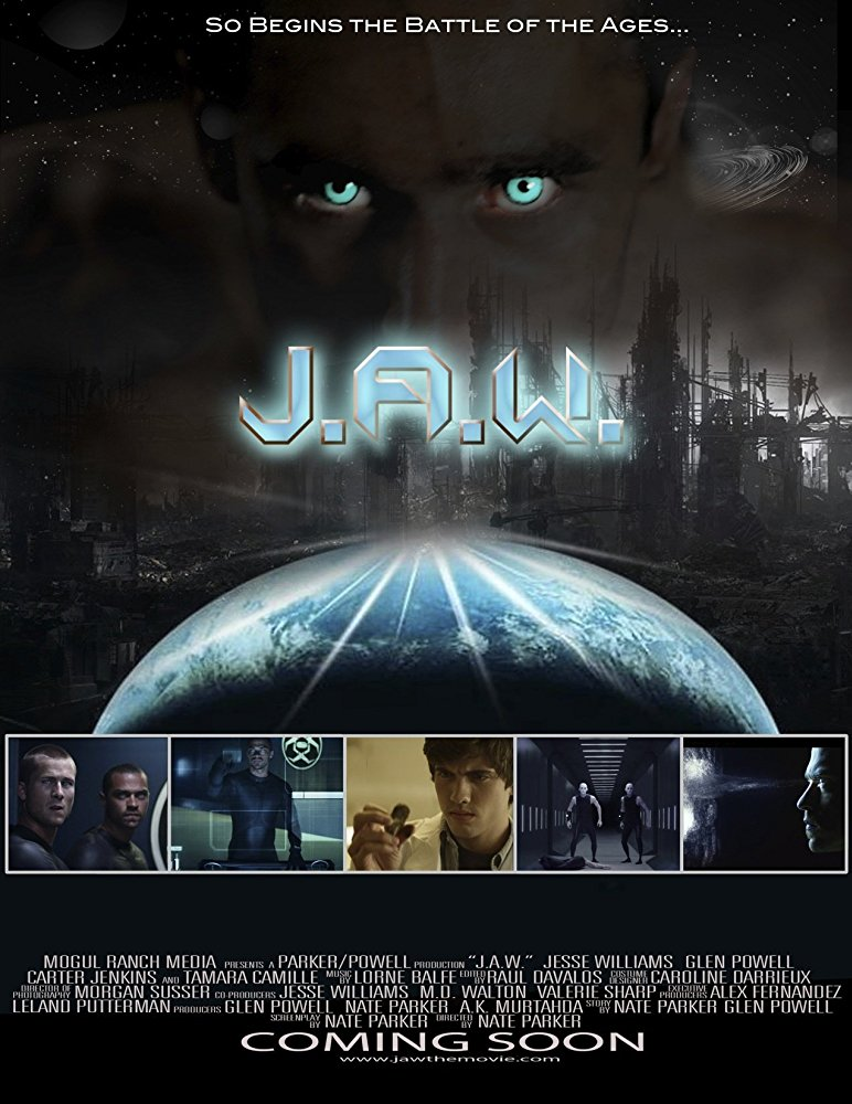 J.A.W.  (2011) Directed by Nate Parker Additional Music by Andrew Kawczynski