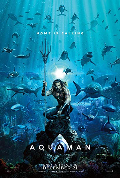 Aquaman  (2018)  Directed by James Wan  Additional Music by Andrew Kawczynski