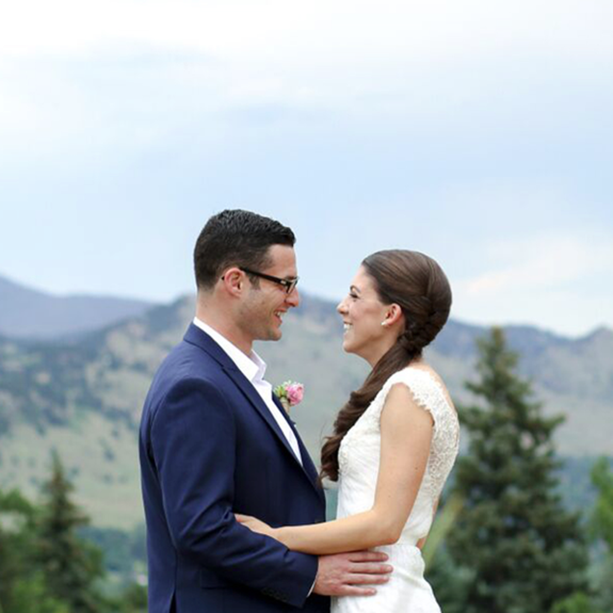 Kayla and Edward Get Married - Colorado