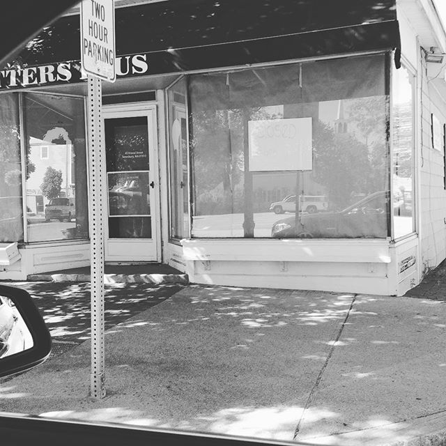 Amesbury, MA #DarkStorefrontsMA