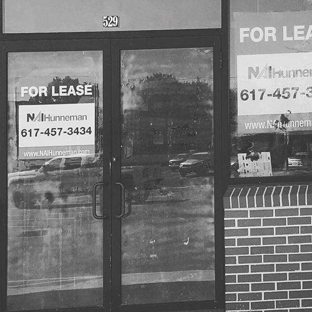 Stoughton, MA. #DarkStorefrontsMA