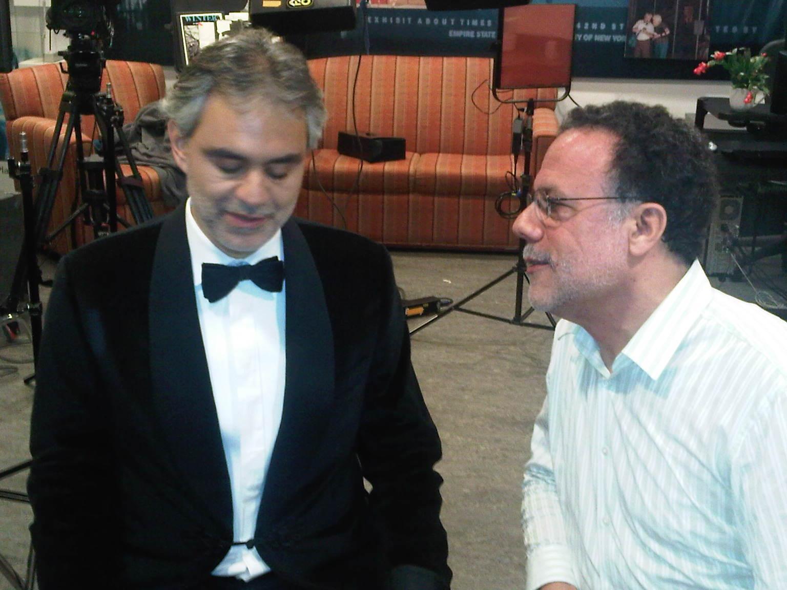 Copy of Andrea Bocelli