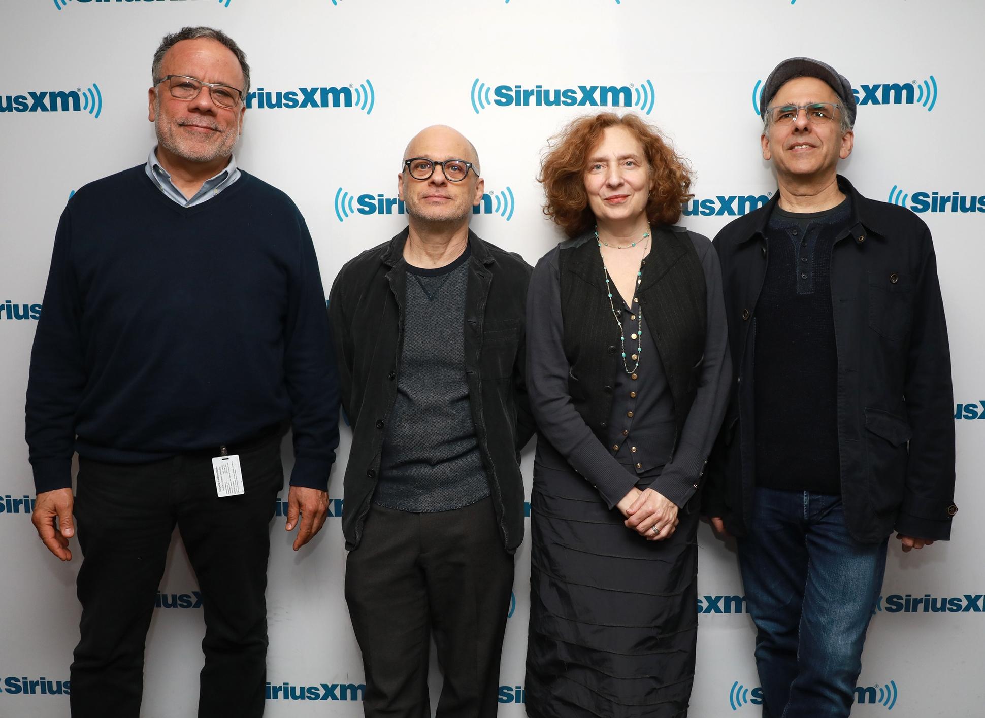 David Lang, Julia Wolf and Michael Gordon
