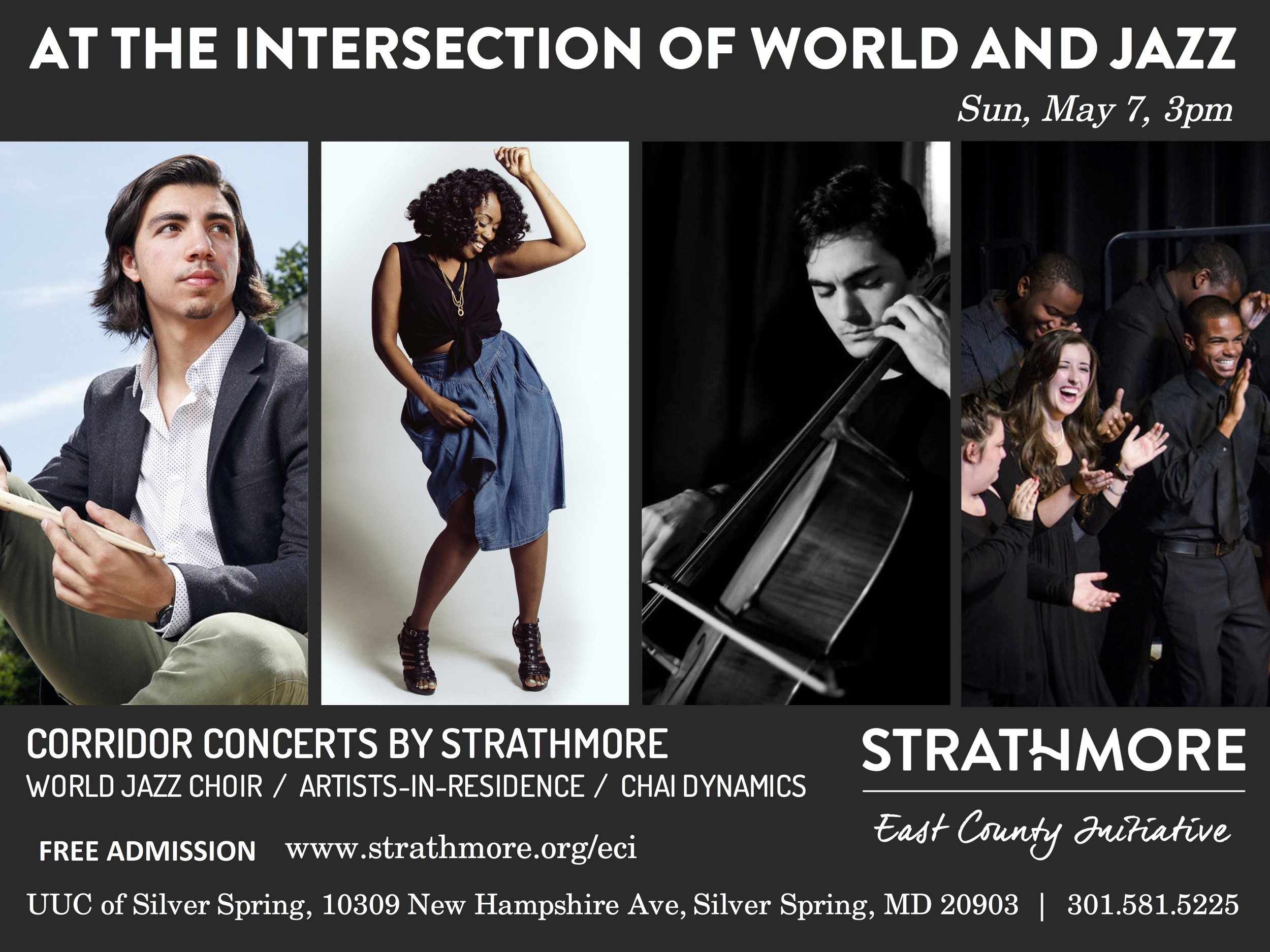 Strathmore Artists