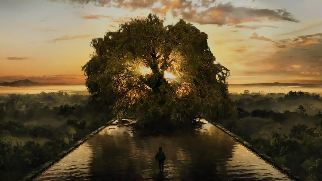 From Aronofsky's  The Fountain  (2007)