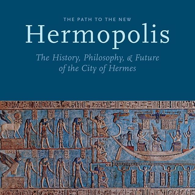 Straddling the two lands of Upper and Lower Egypt, Hermopolis—the City of Hermes—marks the ancient and future capital of Middle Egypt. In this book, Dr. Mervat Nasser presents a much-needed introduction to the history and territory of Hermopolis, as well as the values that emanated from this cosmic city to shape our thinking throughout the ages. In particular, Nasser traces the Hermetic concepts of humanism, idealism, utopianism, and fraternity, and argues that these ideals inspire our dreams for a better world.  #hermopolis #thoth #hermes #hermetic  #newhermopolis #egypt #mervatnasser #rubedopress