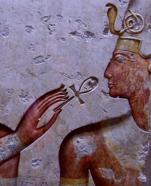 The Opening of the Mouth Ceremony was an ancient Egyptian rite for animating statues that not only gave them life, but enabled them to speak, receive food offerings, and ultimately to become vehicles for divine presence.