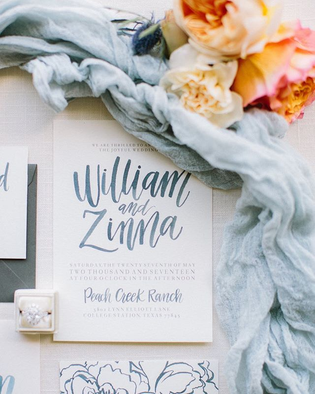 If you could keep one item forever what would it be? I think mine would be my husband and i's letters from our missions ❤️ Love this perfectly designed day and these amazing vendors, it's fresh and so dreamy!  PHOTOGRAPHER: @ellenashton  VENUE: @peachcreekranch  PLANNING AND DESIGN: WED AND PROSPER @wedandprosper  FLORAL: URBAN RUBBISH @urbanrubbishweddings  STYLING AND SPECIALTY RENTALS: @vestigeeventrentals  CALLIGRAPHY: @thesensibletype  BRIDAL GOWN: @lovelybridedallas #LOVELYBRIDEDALLAS  BRIDESMAIDS GOWN/ REHEARSAL BRIDAL GOWN:  @bellabridesmaids #BELLAHOUSTON  MENSWARE: @xedostyle  RENTALS/DRAPING: @partytimerentalscollegestation  CAKE: @trulyscrumptiouscakeshoppe  JEWELRY: @montelongosfinejewelry