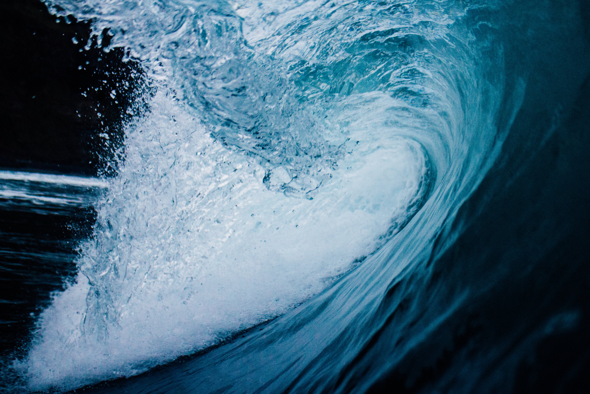 business prospecting wave
