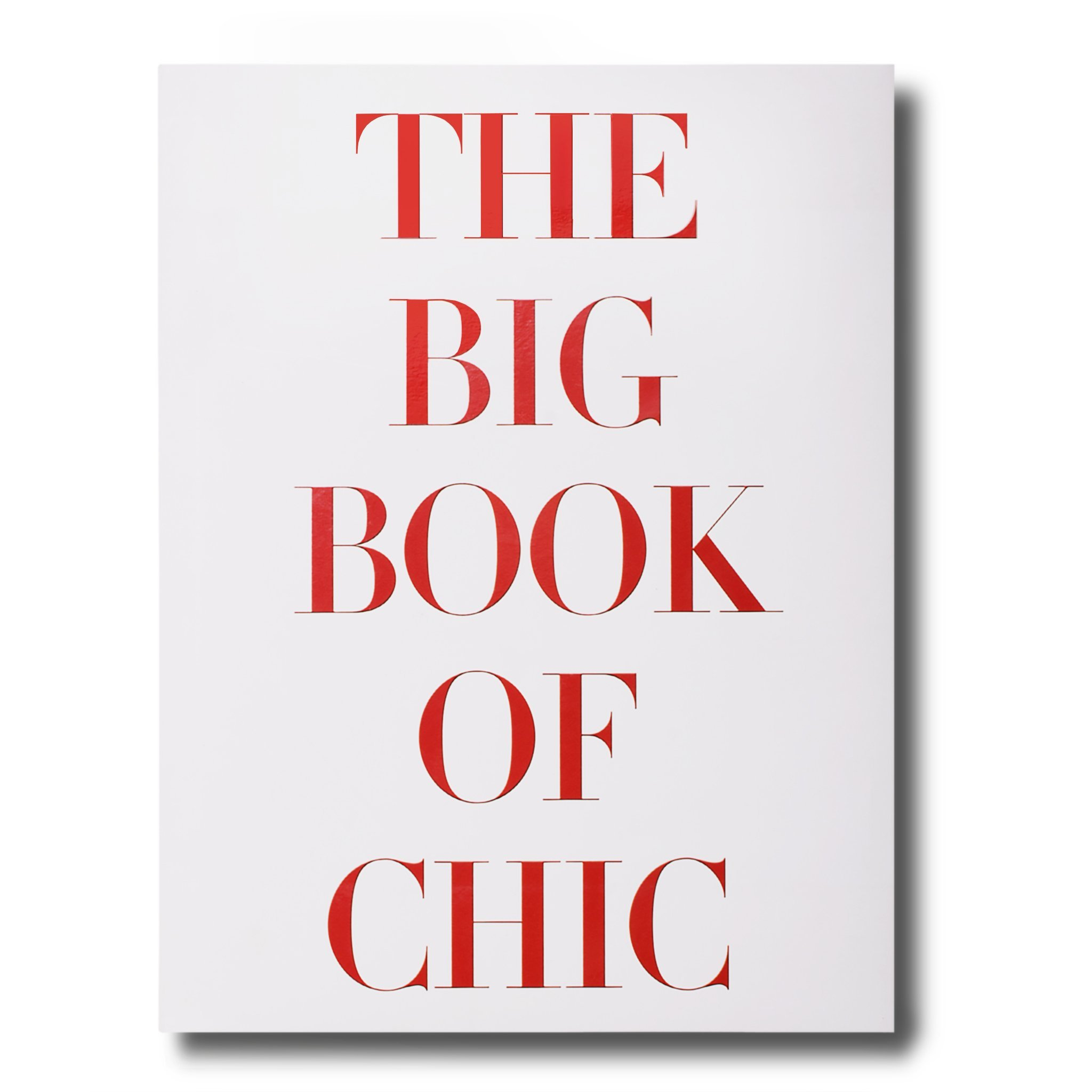 The BigBook of Chic by Miles Redd