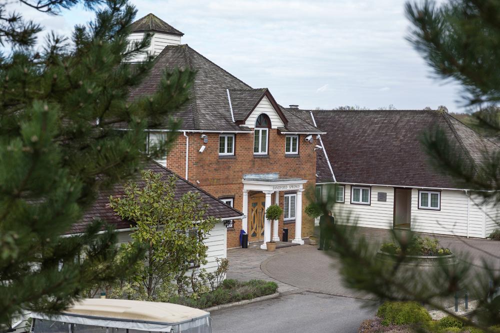 Sandford Springs Golf Club | Newbury, Berkshire