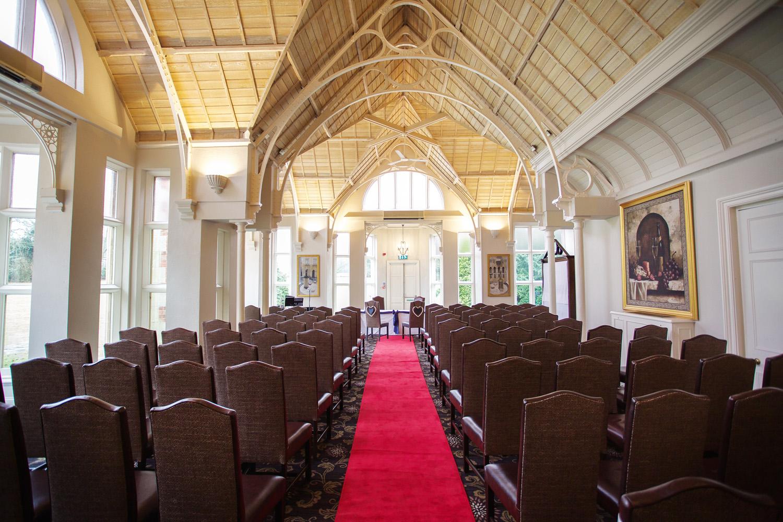Audleys Wood Wedding Venue