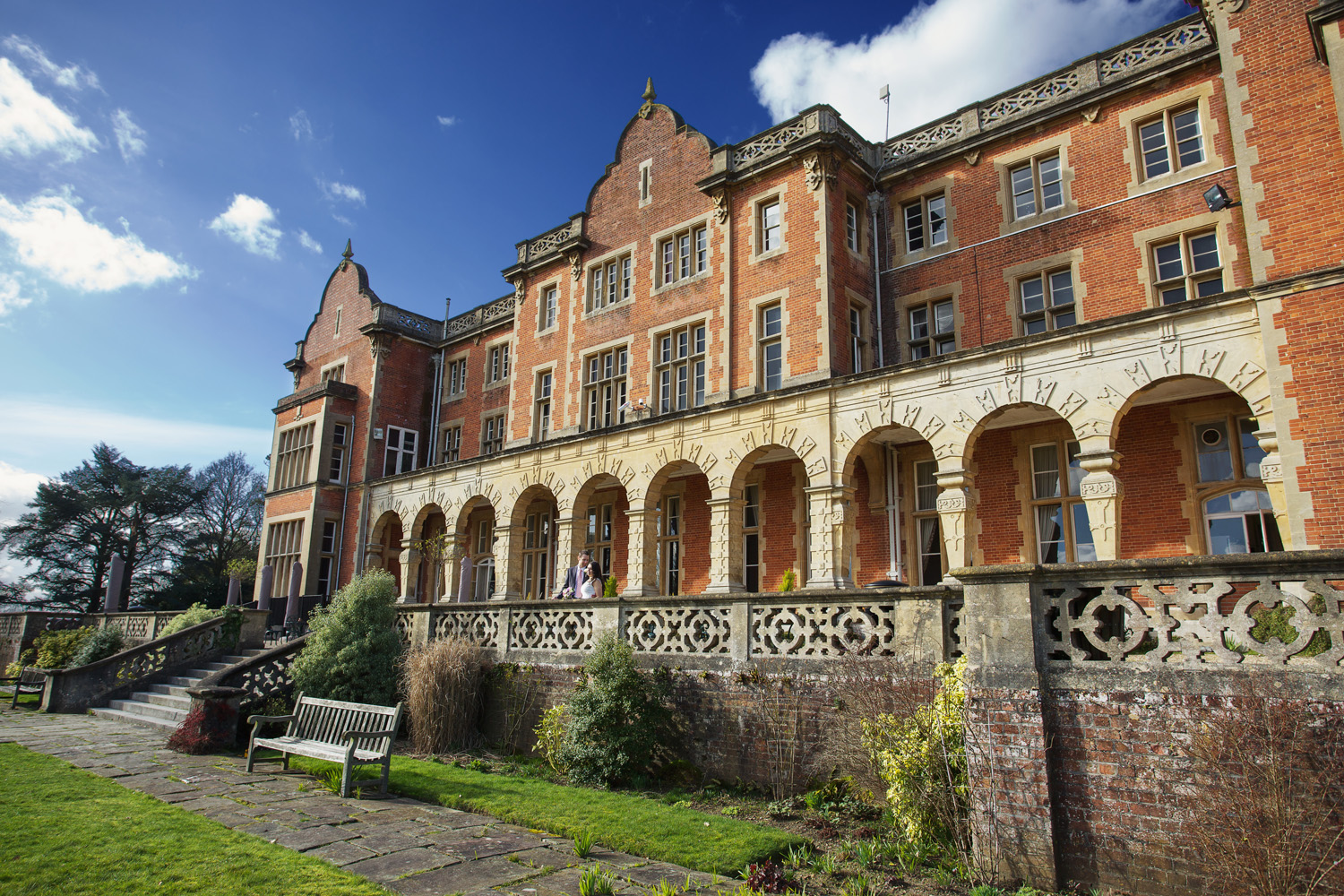 Easthampstead Park Wedding Venue Berkshire