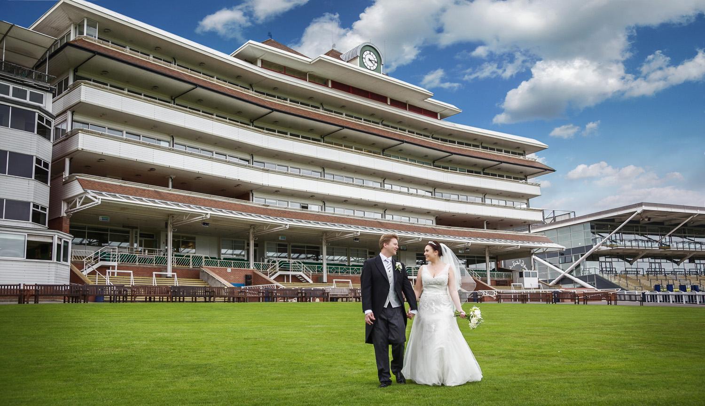 Newbury Racecourse Wedding Photographer Berkshire