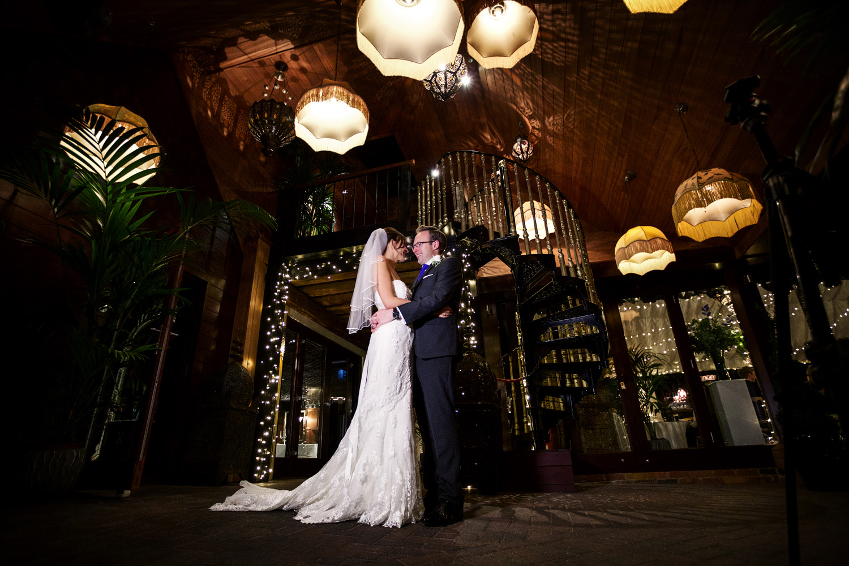 The Crazy Bear Wedding Photographer
