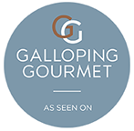 Featured on Galloping Gourmet Weddings