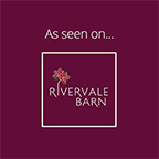 Featured on Rivervale Barn Weddings