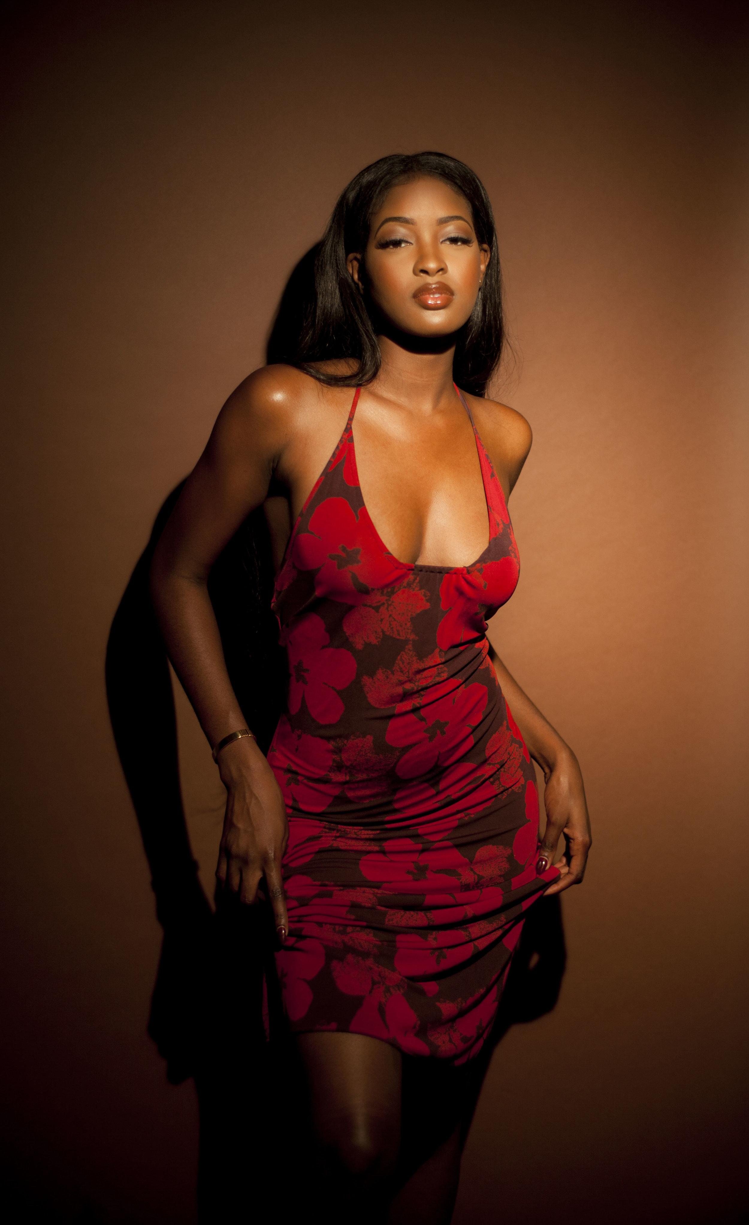 Photo    Andre Gray     Model    Sira Kante     Styled by   Magdaline Davis