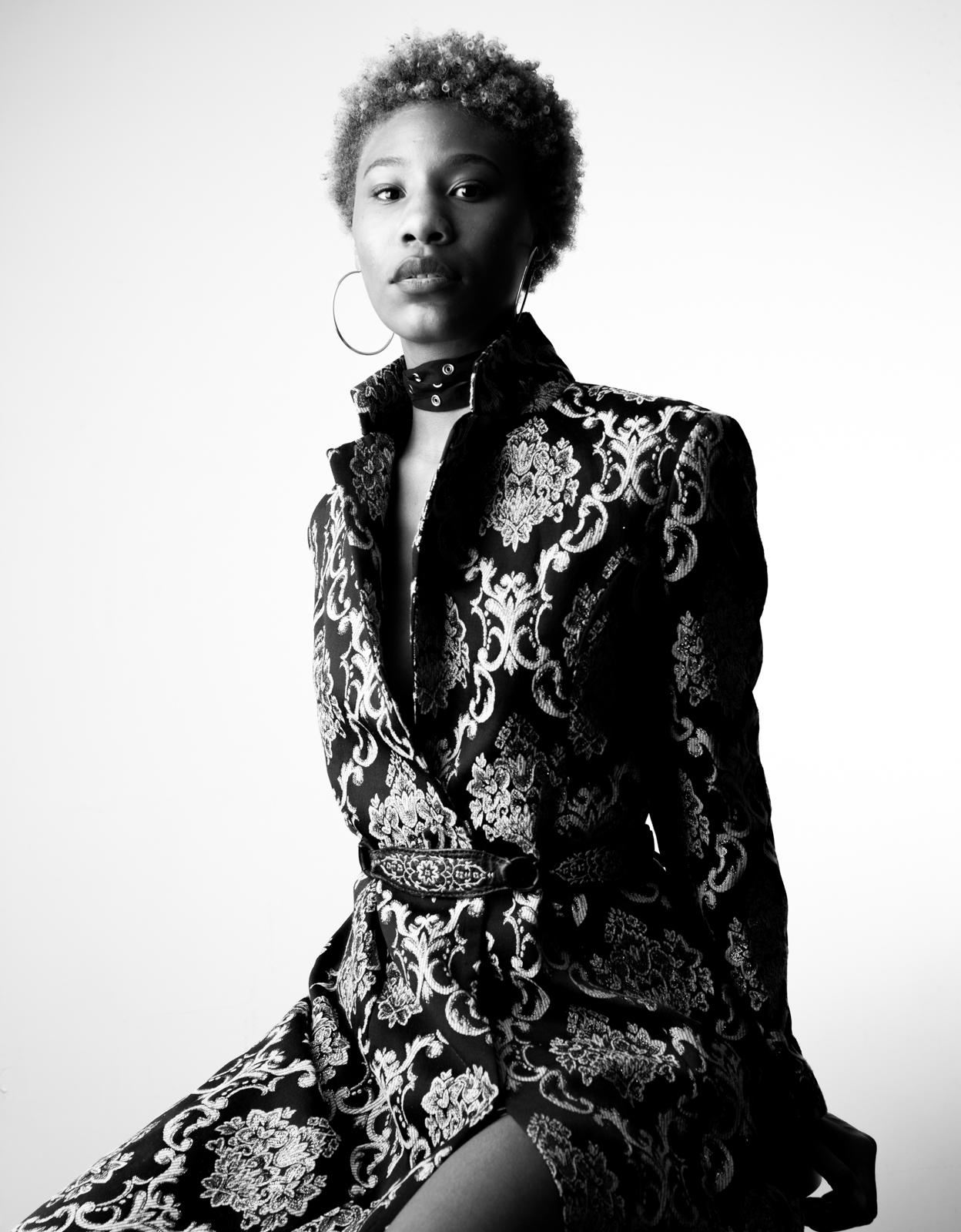Photo By   Nichole Washington    Styled by  Magdaline Davis