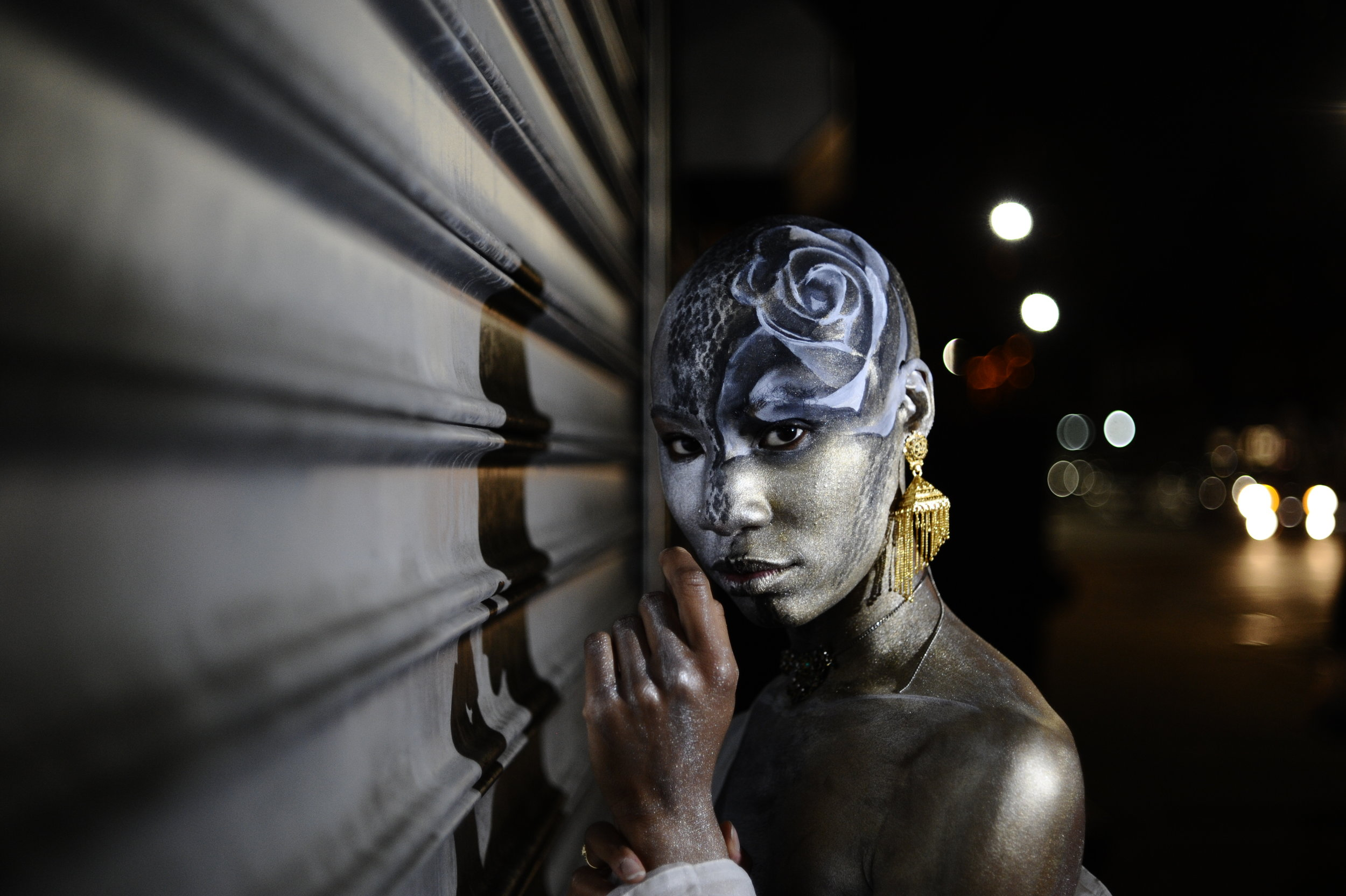 Creative Direction/Styling and Body Paint by   Ashleigh Alexandria    Photo by  Jean Antoine