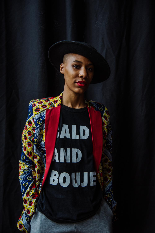 Photo by   Azikiwe Aboagye    Styled by  Magdaline Davis