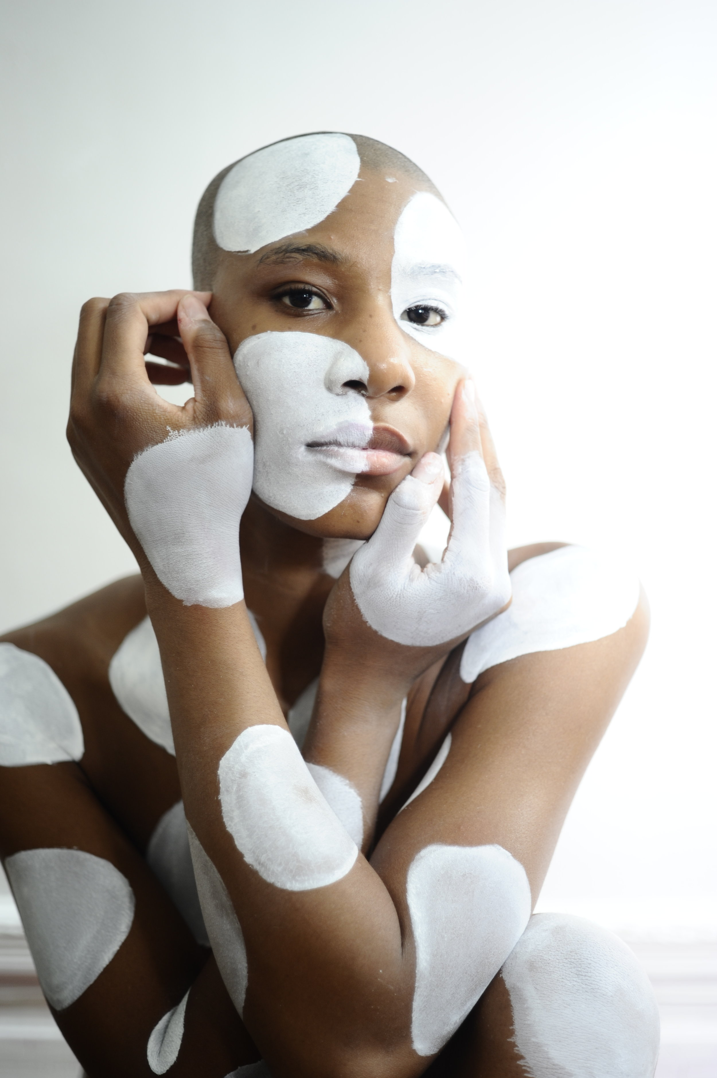 Creative Direction and body paint By   Ashleigh Alexandria     Photo by  J ean Antoine