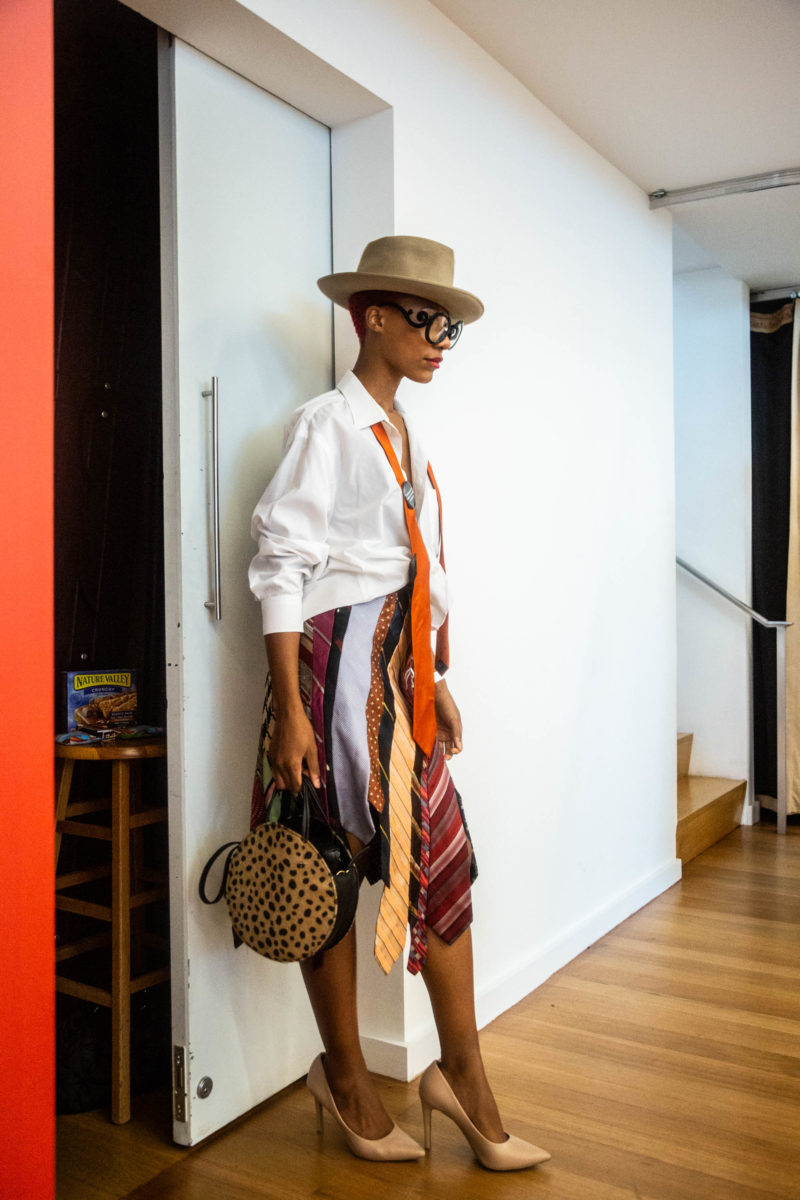 Street Style at ESSENCE House NYC