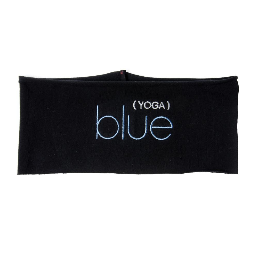 blue Logo Headband