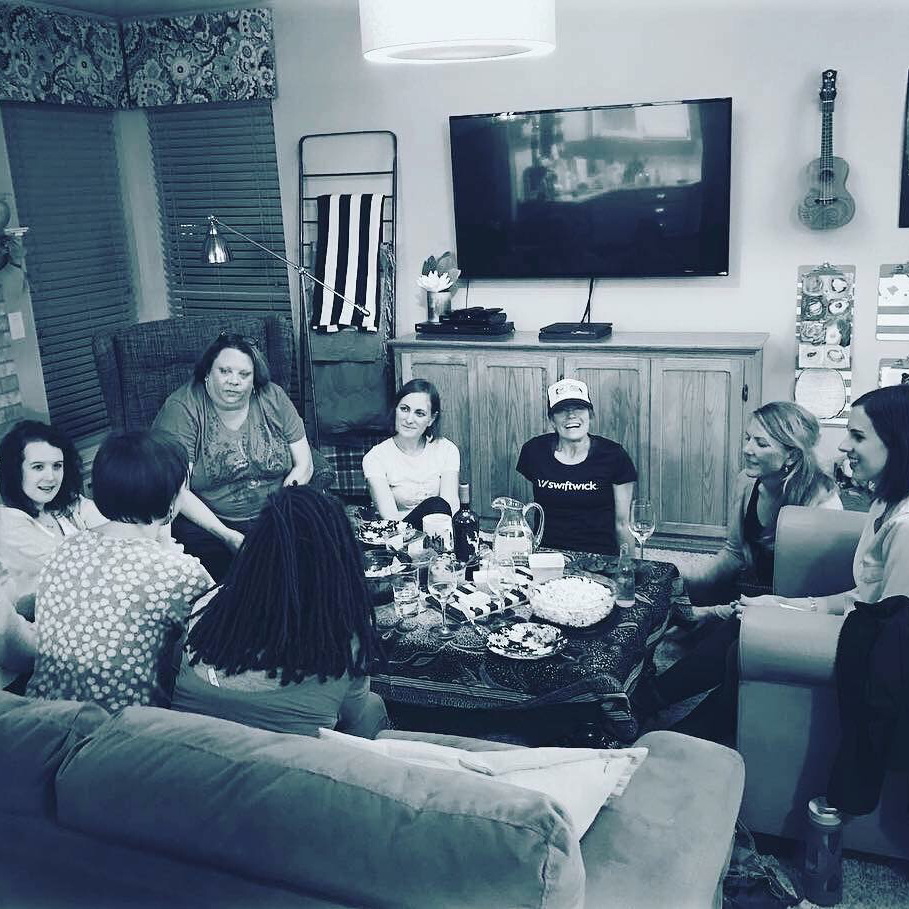 Women-Identified Gathering  Third Thursday of each month. Topics and location change monthly.
