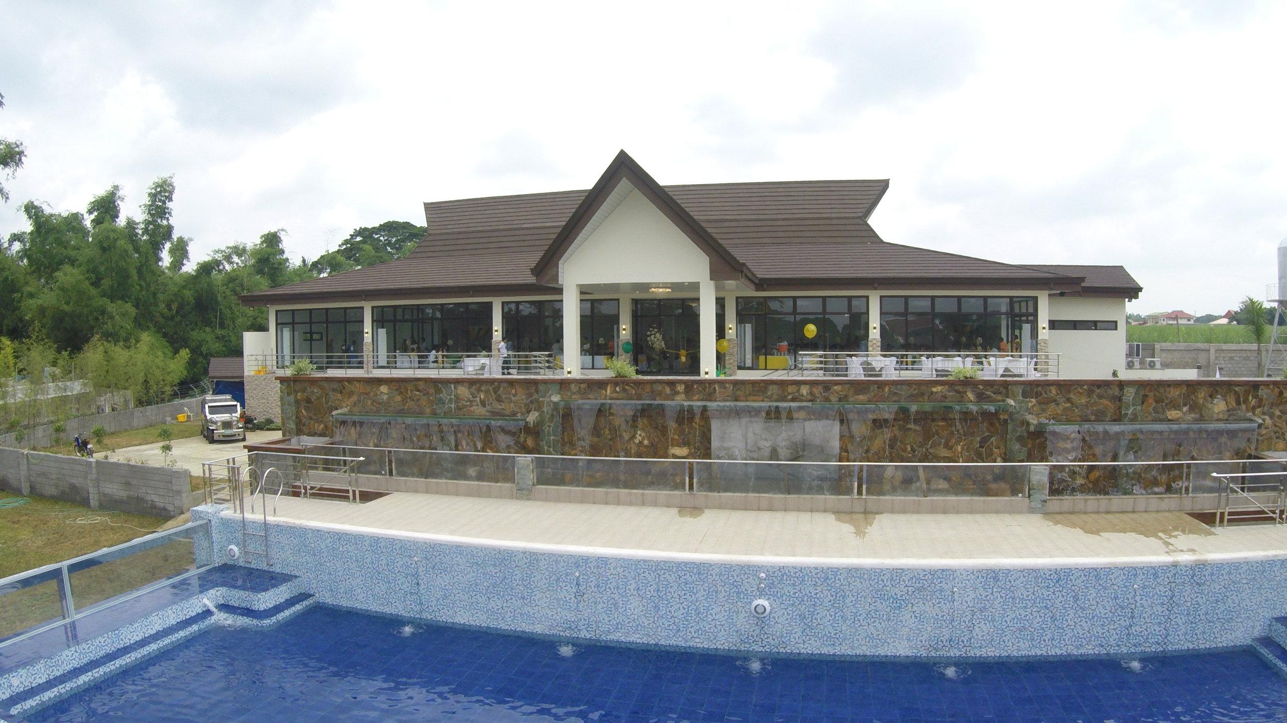 The Palms Peak Resort Philippines sandalan ibaan batangas - pavilion
