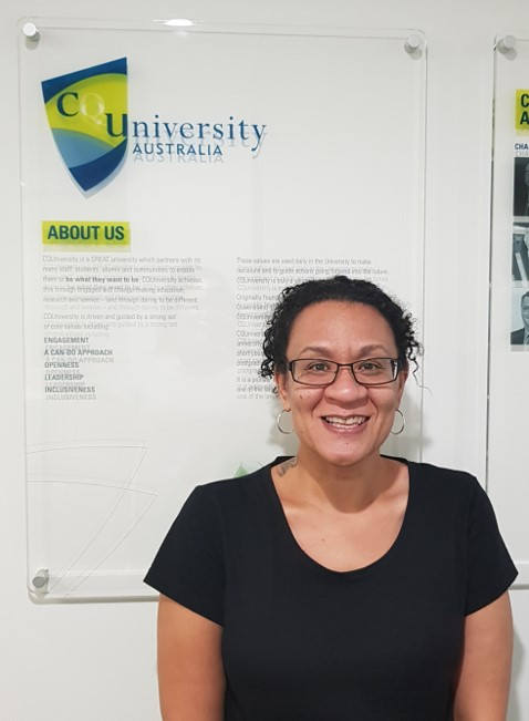 Melanie Rickard  - CQ University, Cairns Campus.jpg