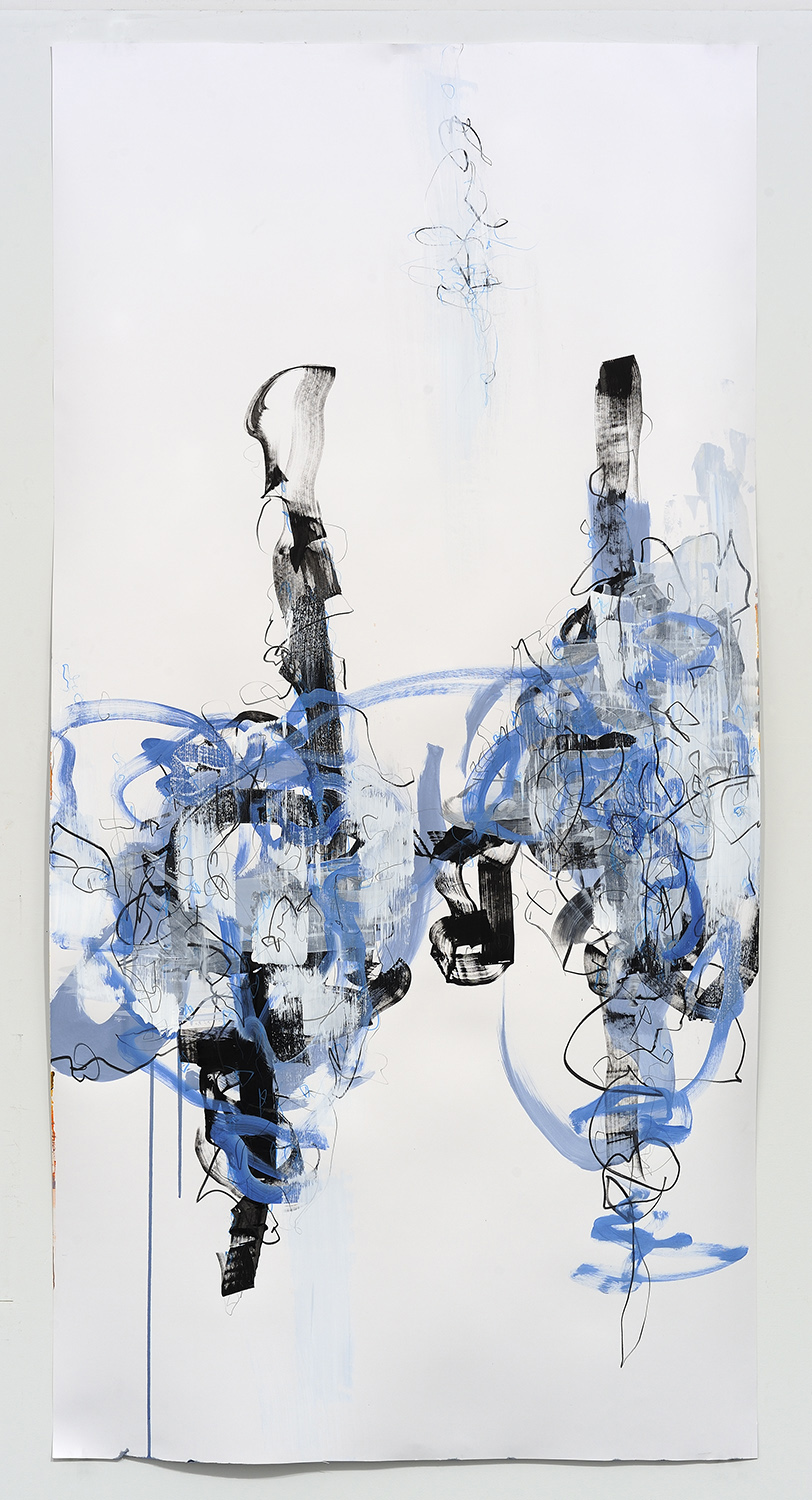 Dialogue in Blue, 2014
