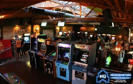 Nashville Bachelorette Party Headquarters Beercade