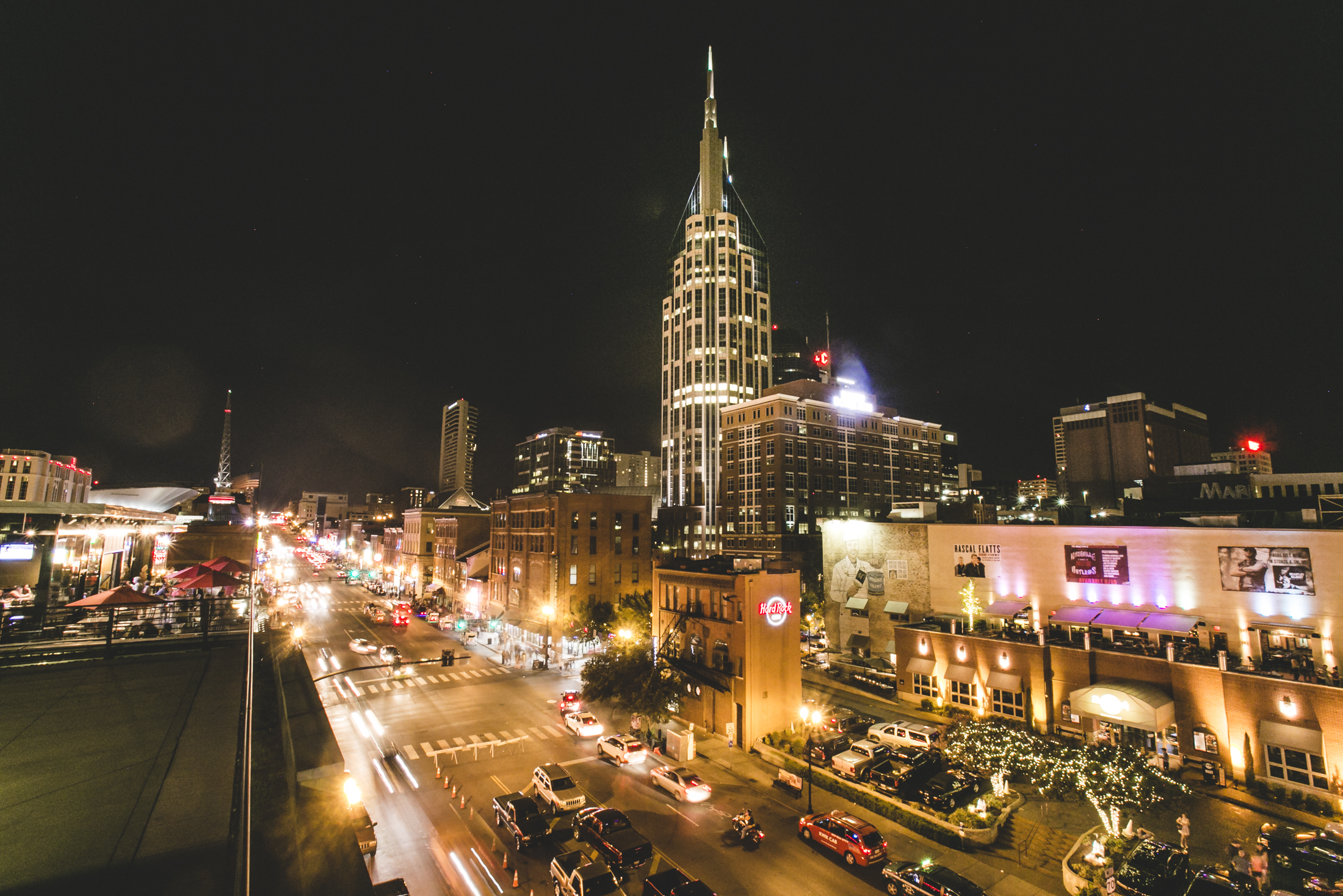 Nashville Rooftop - Acme Feed & Seed