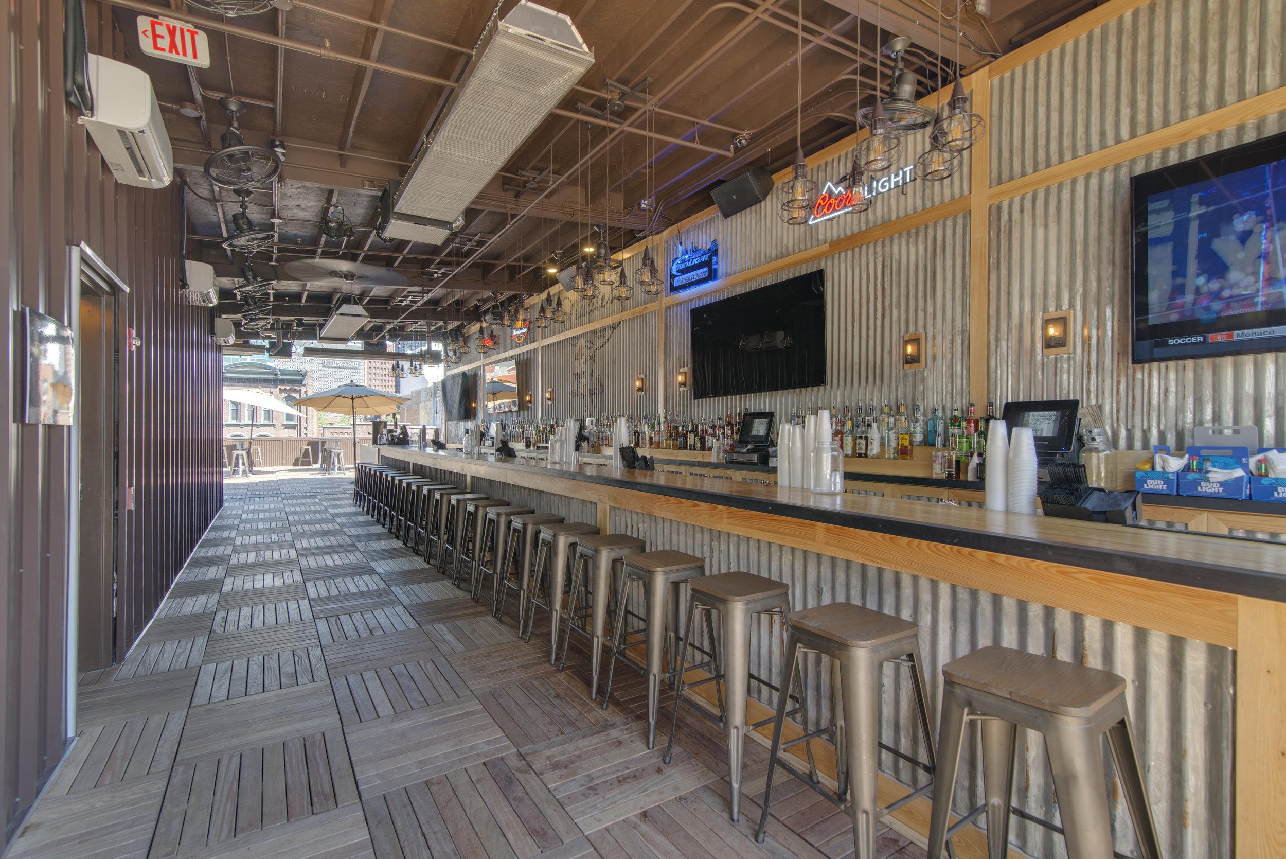 Nashville Rooftop - Nudie's Honky Tonk