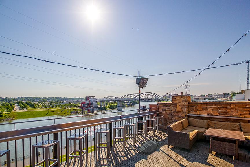 Nashville Rooftop - The George Jones Rooftop Bar